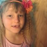 Lilah minus 3 teeth