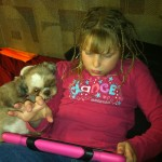 Lilah and Emmie