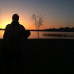 Metal Detecting at Sunset - Lake Havasu, AZ