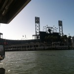 Giants Stadium from The Duck Tour Boat/Truck