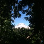 Mt Hood National Forrest - Mirror Lake