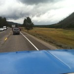 Yellowstone National Park w/ The Scholl Bus